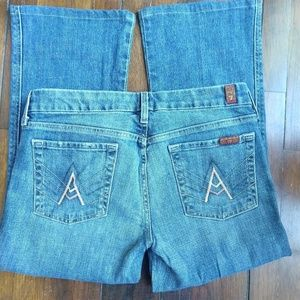 """7 FOR ALL MANKIND 